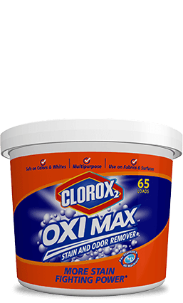 Clorox 2® Oxi Max® Stain and Odor Remover