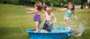 How to Disinfect a Child's Wading Pool