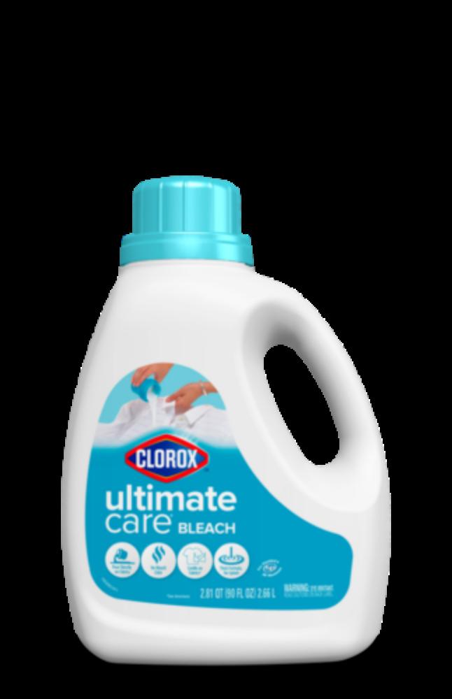 Ulitmate Care Bleach For Delicate Whites Clorox