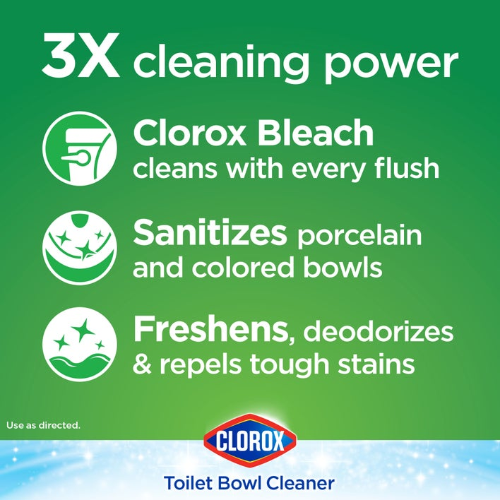 3x cleaning power