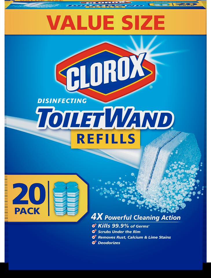 Clorox® ToiletWand® Refills