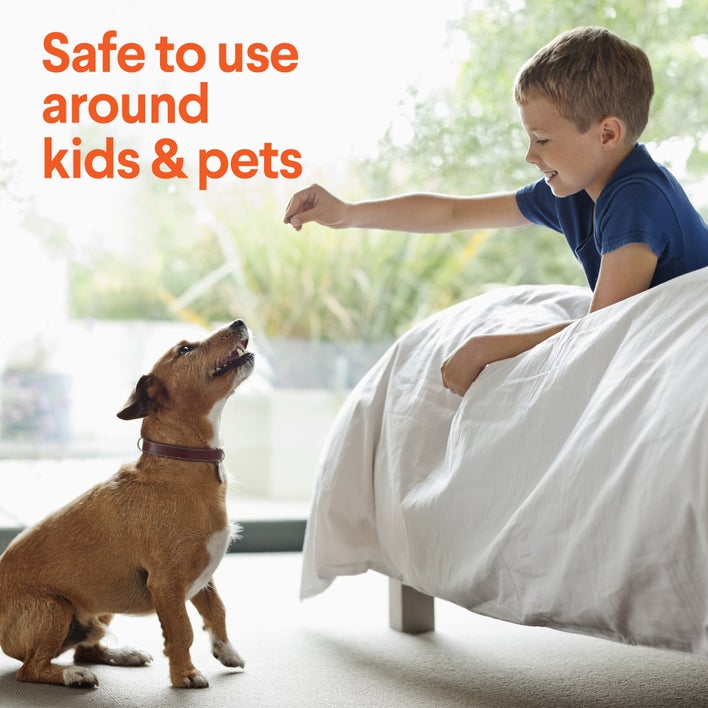 safe to use around kids & pets