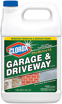 Clorox® ProResults Garage & Driveway Cleaner