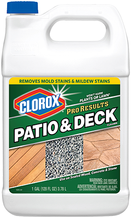 Clorox® ProResults Patio & Deck Cleaner