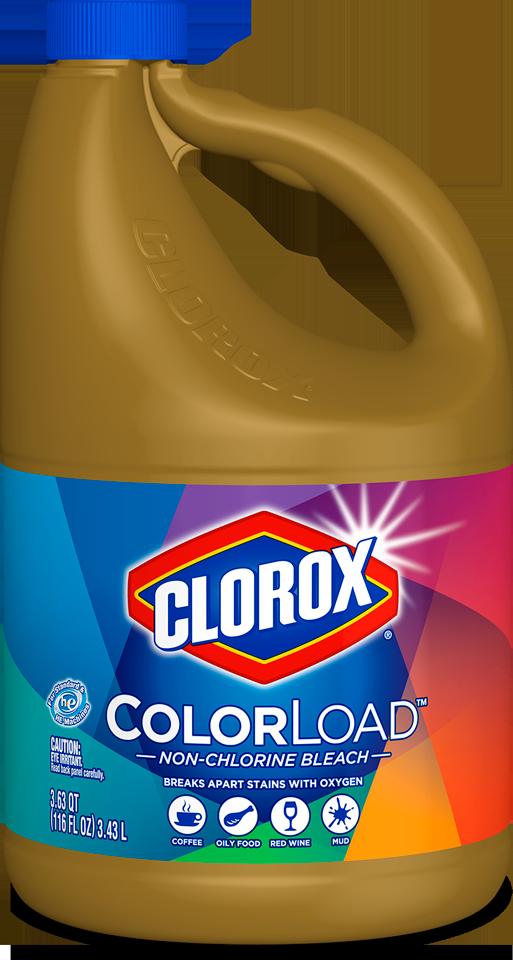 Clorox 174 Colorload 174 Non Chlorine Bleach Clorox 174