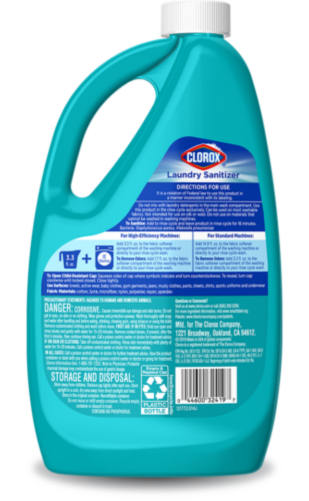 The Best Laundry Sanitizers For Completely Sterilized Colored Loads 21oak