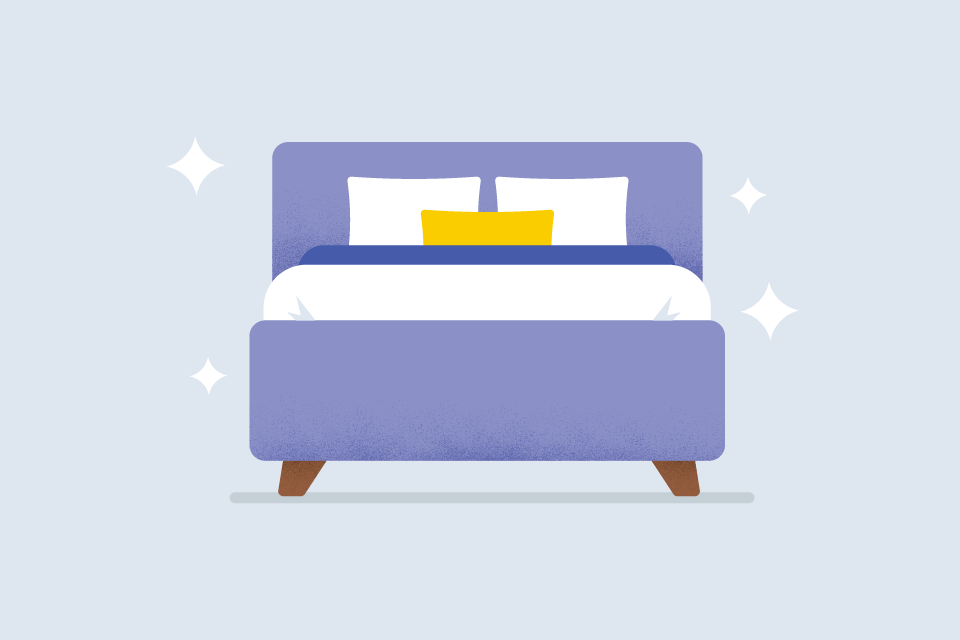 How to Clean and Disinfect the Bedroom