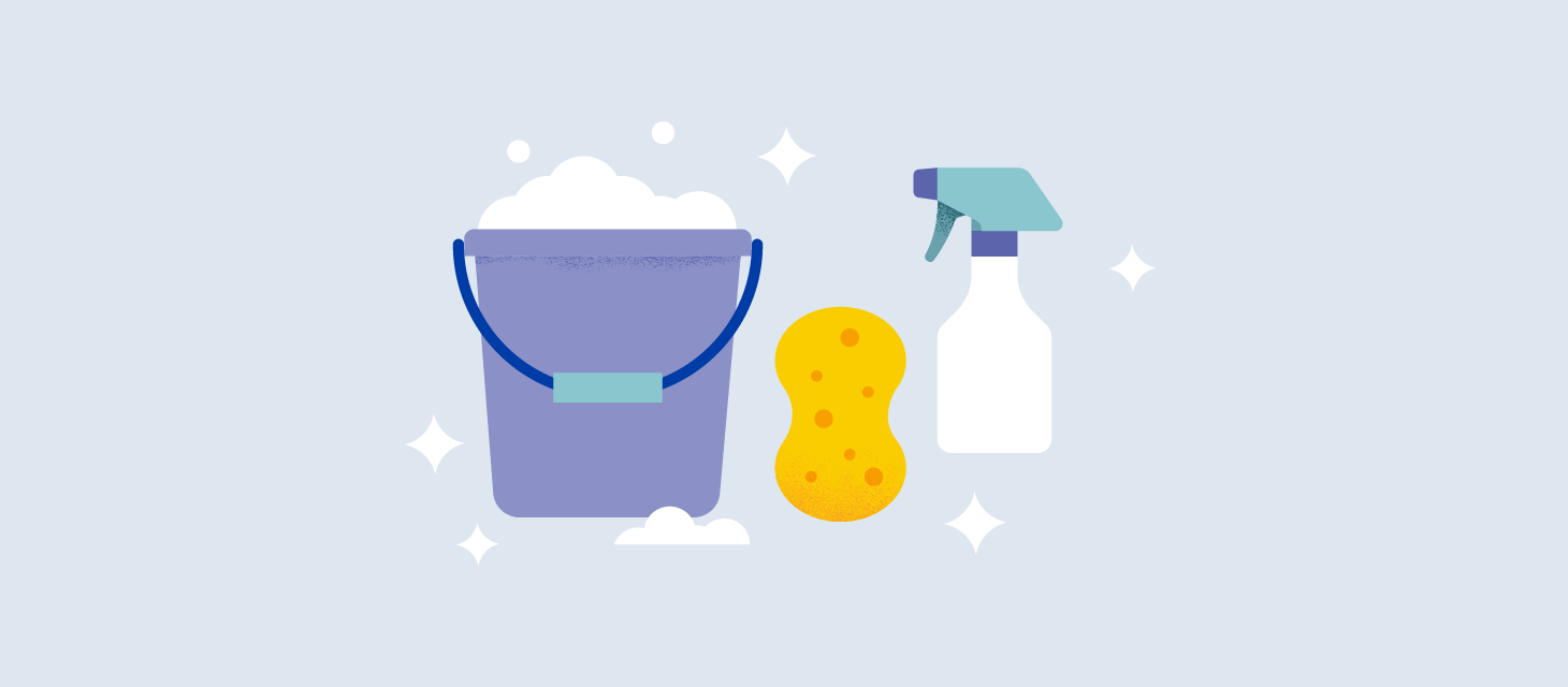What's the difference between cleaning, sanitizing and disinfecting? | Clorox®
