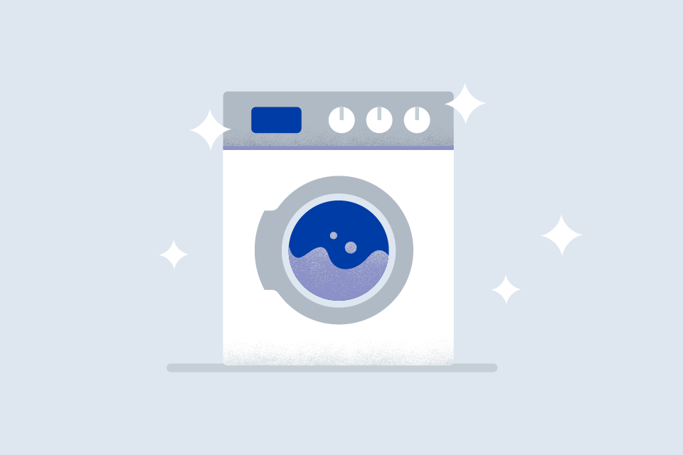 How to Disinfect the Laundry Room