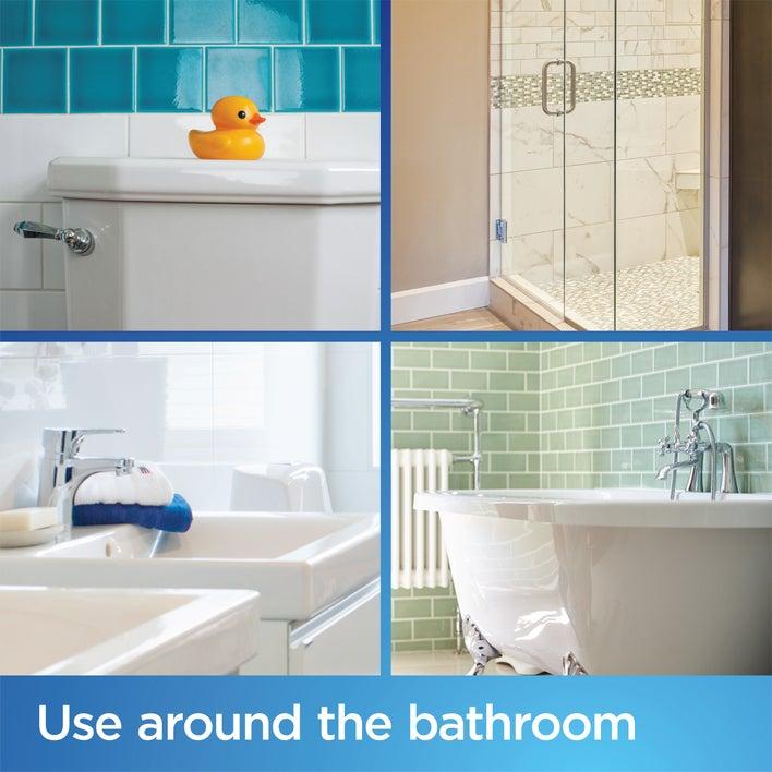 use around the bathroom