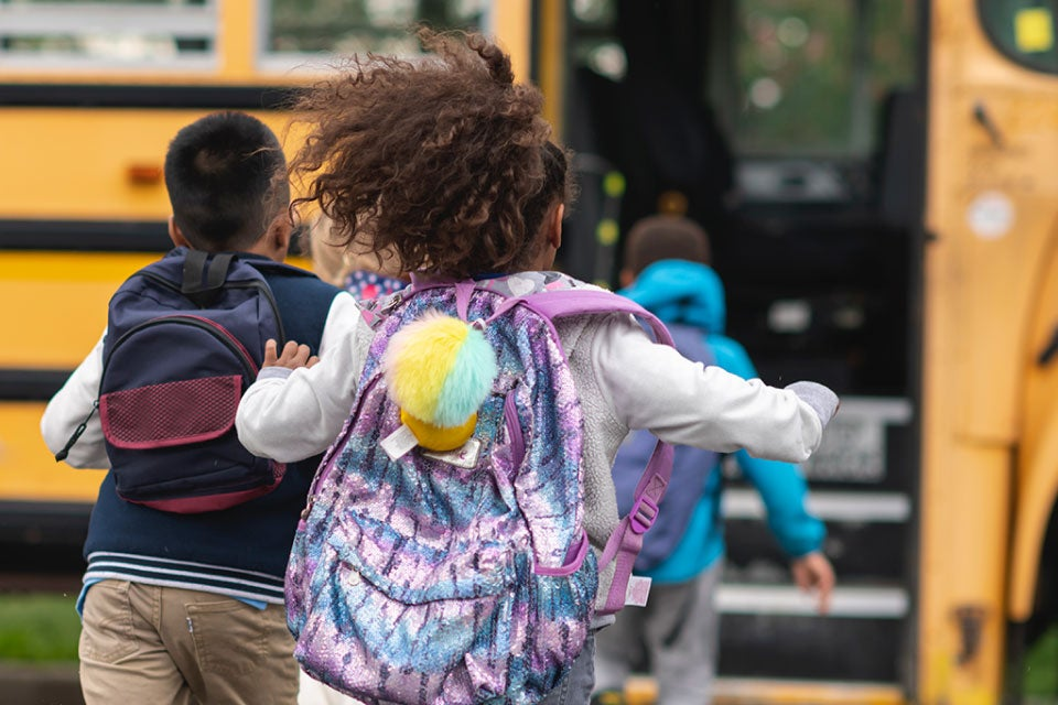Tips to Help Keep Children Healthy During the Back-to-School Season from Dr. Darria Long